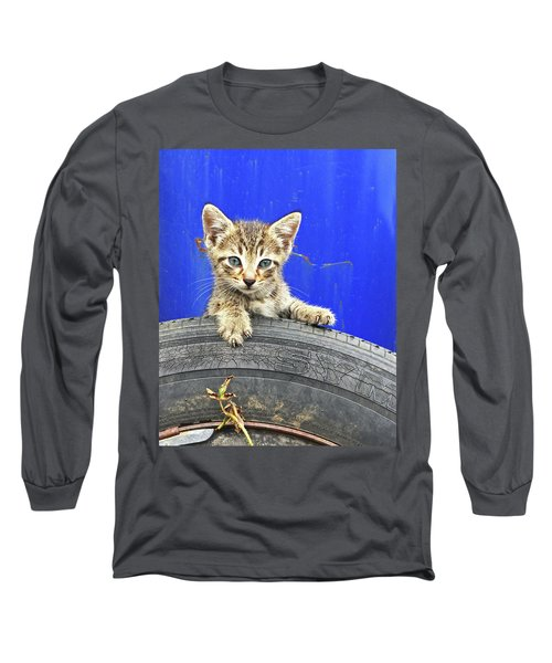 Tiger Paw Long Sleeve T-Shirt