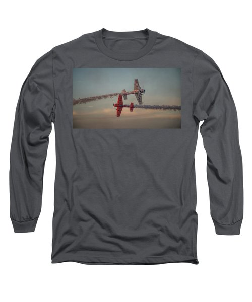 Tiger Yak 55 Long Sleeve T-Shirt