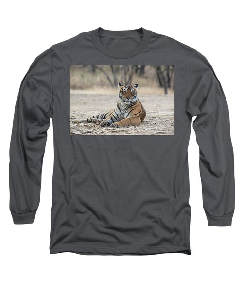 Tigress Arrowhead Long Sleeve T-Shirt