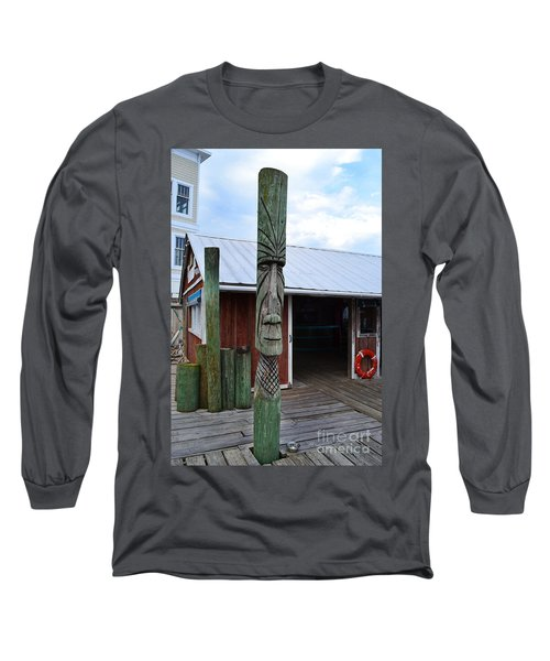 Tiki American Fish Company Long Sleeve T-Shirt