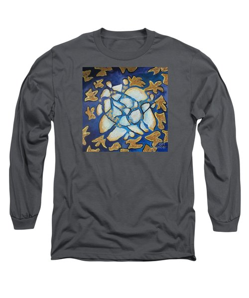Tikkun Olam Heal The World Long Sleeve T-Shirt