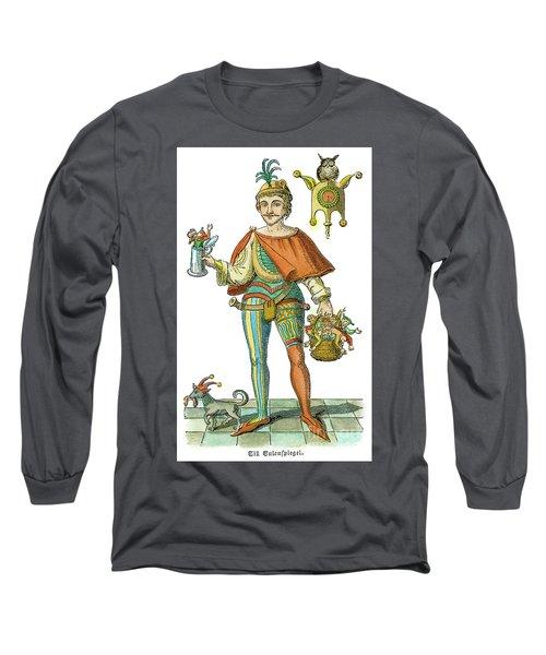 Till Eulenspiegel, D1350 Long Sleeve T-Shirt
