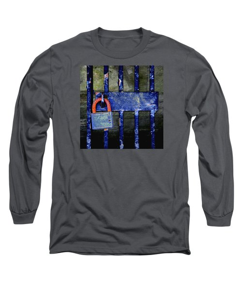 Time Hues Long Sleeve T-Shirt