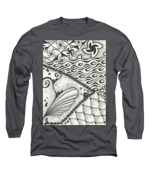 Time Marches On Long Sleeve T-Shirt