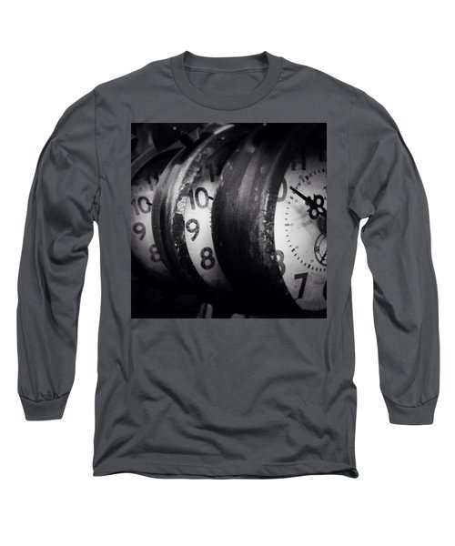 Time Multiplies Long Sleeve T-Shirt