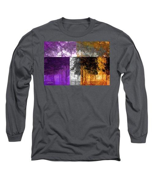 Time Of The Season Long Sleeve T-Shirt