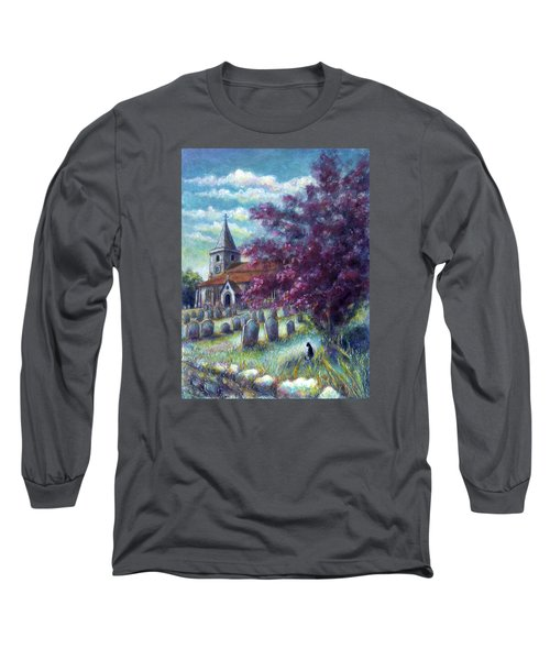 Time Our Companion Long Sleeve T-Shirt