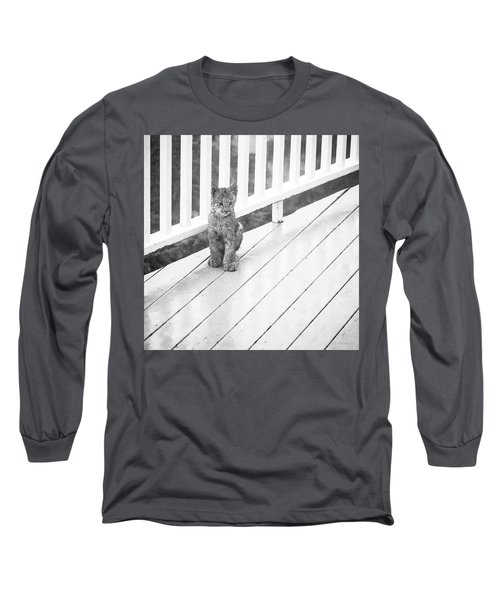 Time Out Bw Long Sleeve T-Shirt