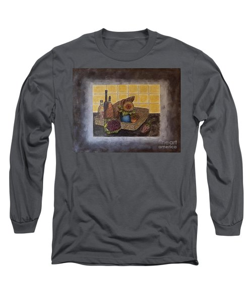 Time To Cook Long Sleeve T-Shirt