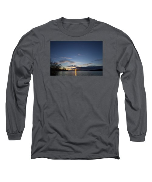 Time To Get Up Long Sleeve T-Shirt