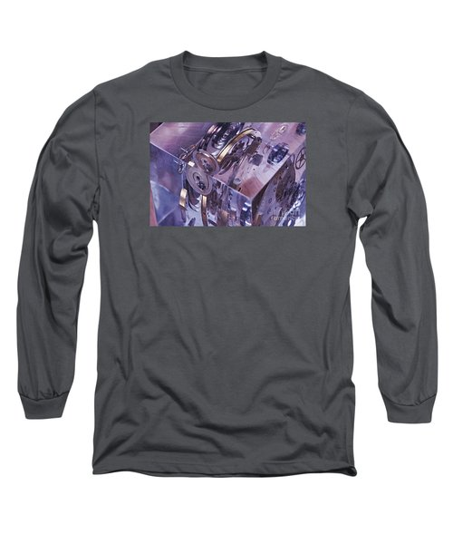 Time Trapped Long Sleeve T-Shirt