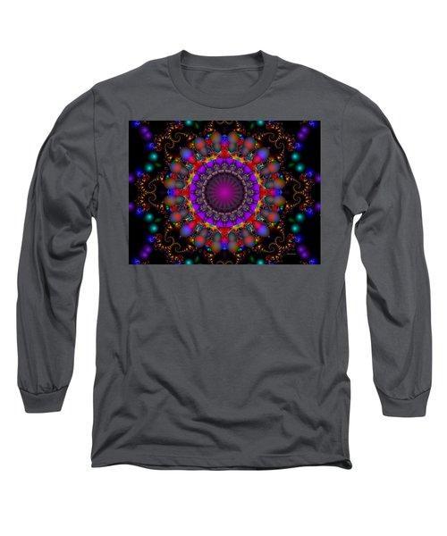 Long Sleeve T-Shirt featuring the digital art Timeless by Robert Orinski