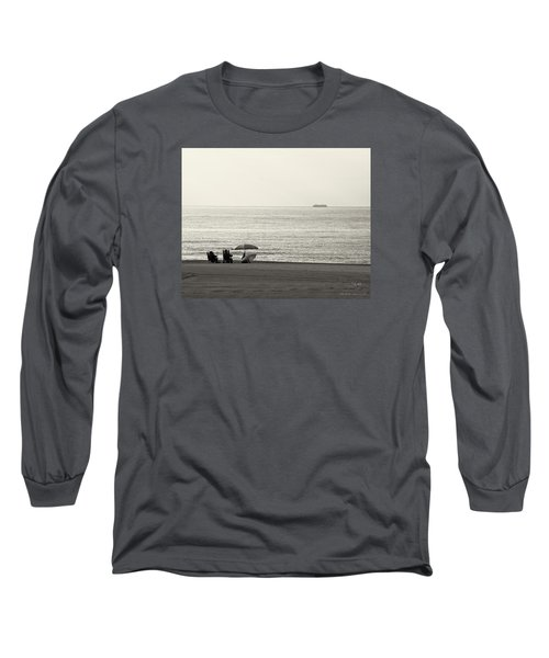 Times Gone By Long Sleeve T-Shirt by Pedro L Gili
