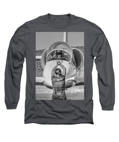 Darkstar II Taxis In Signature Edition Long Sleeve T-Shirt