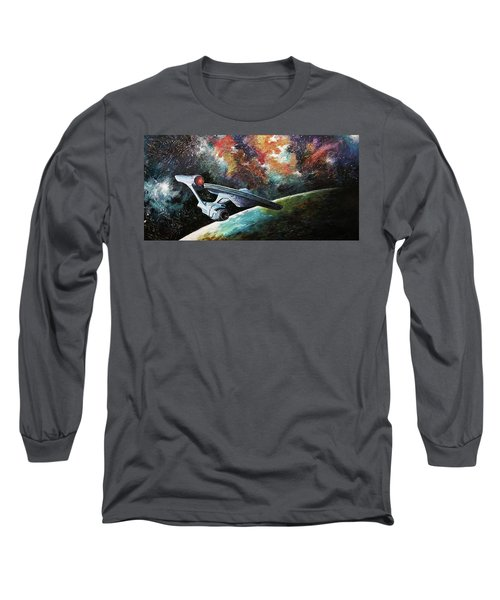 To Go Beyond  Long Sleeve T-Shirt