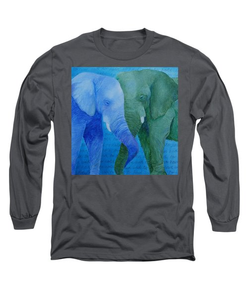 To Have And To Hold Long Sleeve T-Shirt