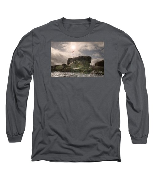 To Hold The Light Long Sleeve T-Shirt