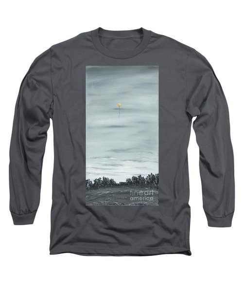 To The Stars Long Sleeve T-Shirt by Kenneth Clarke