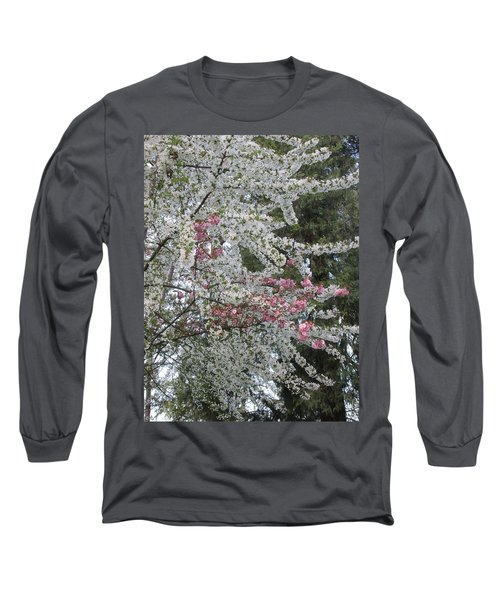 Long Sleeve T-Shirt featuring the photograph Togetherness by Marie Neder