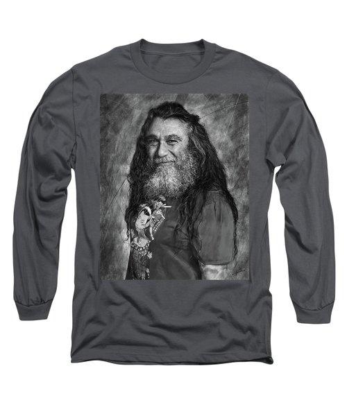 Tom Araya 2 Long Sleeve T-Shirt