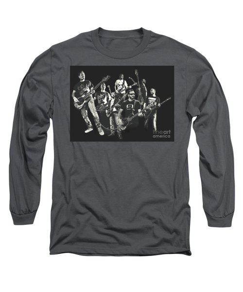 Tom Of Bralorne Long Sleeve T-Shirt