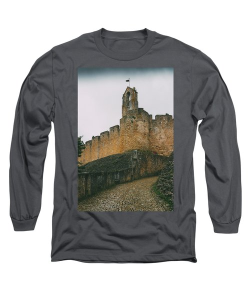 Tomar Castle, Portugal Long Sleeve T-Shirt