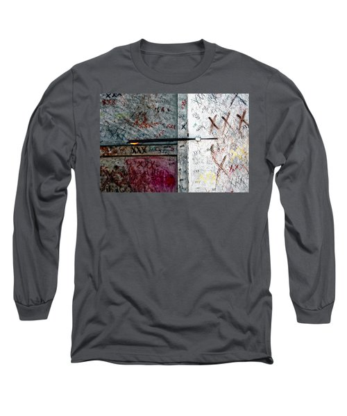 Tomb Of Marie Laveau Voodoo Queen Of New Orleans Long Sleeve T-Shirt by Kathleen K Parker