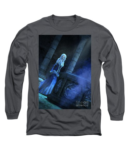 Tomb Of Shadows Long Sleeve T-Shirt