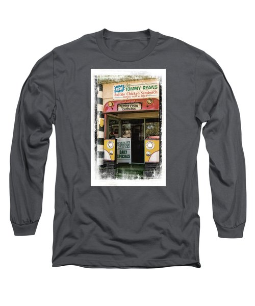 Tommy Ryans Long Sleeve T-Shirt by Bob Pardue