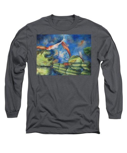 Tom's Pond Long Sleeve T-Shirt