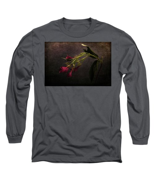 Long Sleeve T-Shirt featuring the photograph Toning Down by Randi Grace Nilsberg