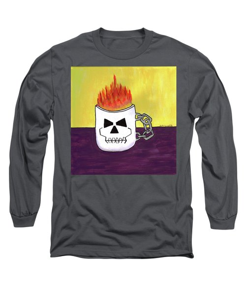 Too Hot To Handle Long Sleeve T-Shirt