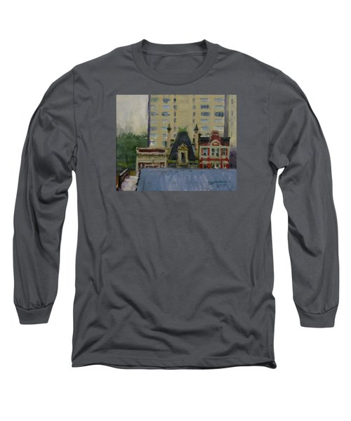 Too Wet To Paint Outdoors  Long Sleeve T-Shirt