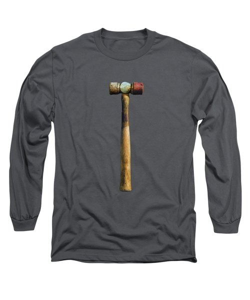 Tools On Wood 20 Long Sleeve T-Shirt