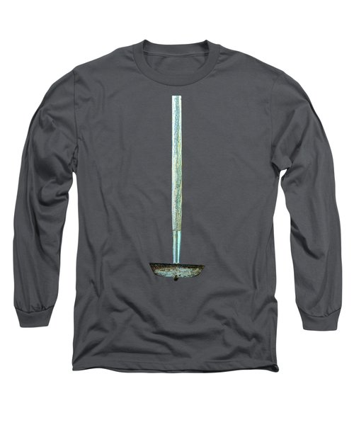 Tools On Wood 55 Long Sleeve T-Shirt