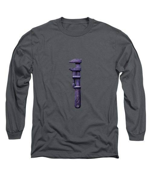 Tools On Wood 59 Long Sleeve T-Shirt