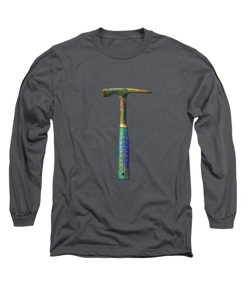 Tools On Wood 63 Long Sleeve T-Shirt
