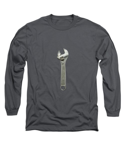 Tools On Wood 67 Long Sleeve T-Shirt