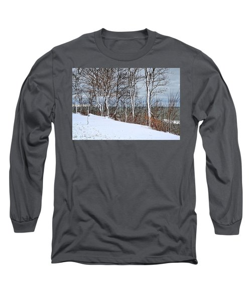 Top Of The Bluff Long Sleeve T-Shirt