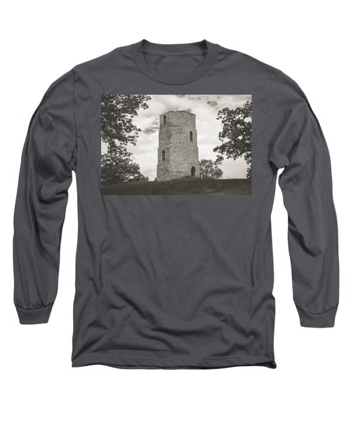 Top Of The Hill Long Sleeve T-Shirt