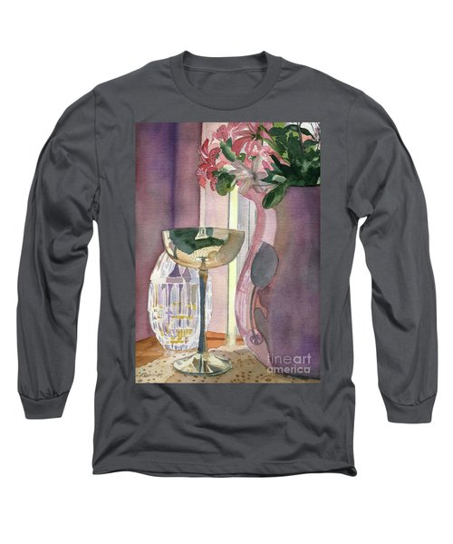 Top Of The Stairs Long Sleeve T-Shirt