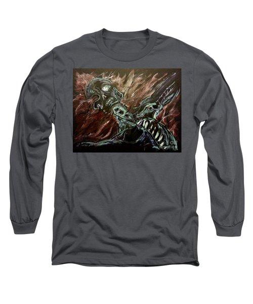 Tormented Soul Long Sleeve T-Shirt