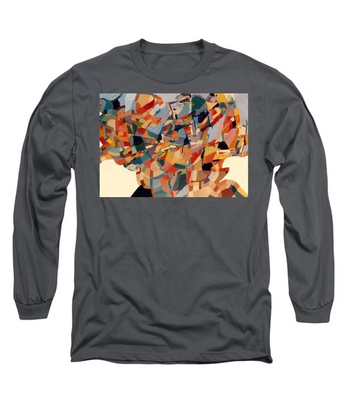 Tornado Long Sleeve T-Shirt by Bernard Goodman
