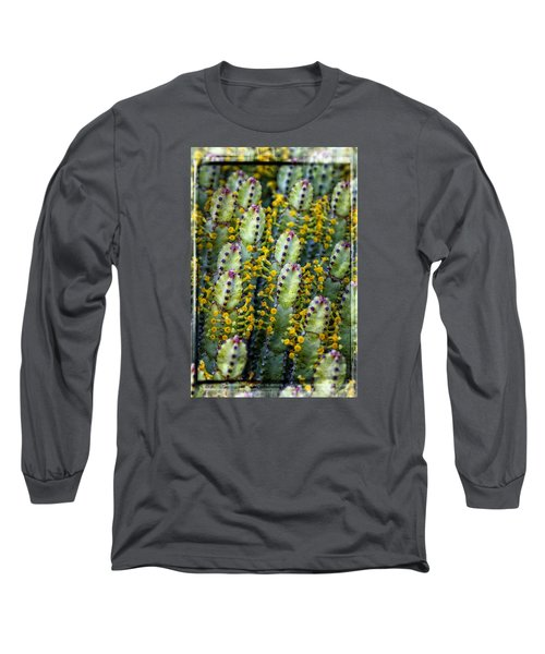 Totem Cactus Long Sleeve T-Shirt
