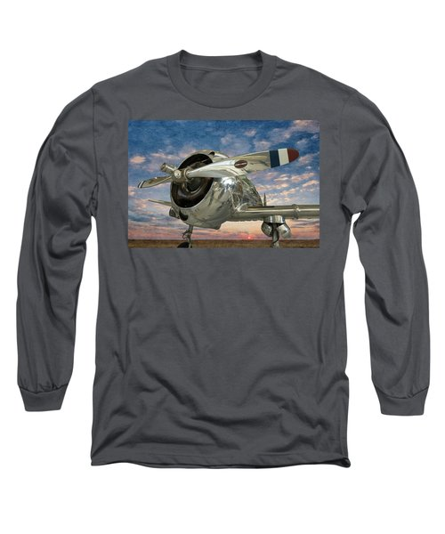 Touch And Go II Long Sleeve T-Shirt