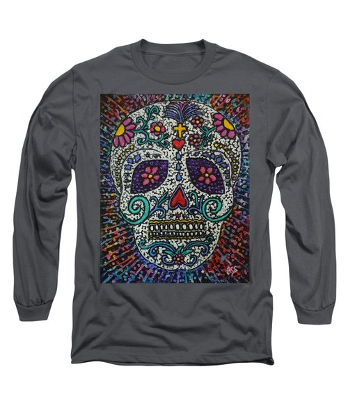 Touch Of Death Long Sleeve T-Shirt