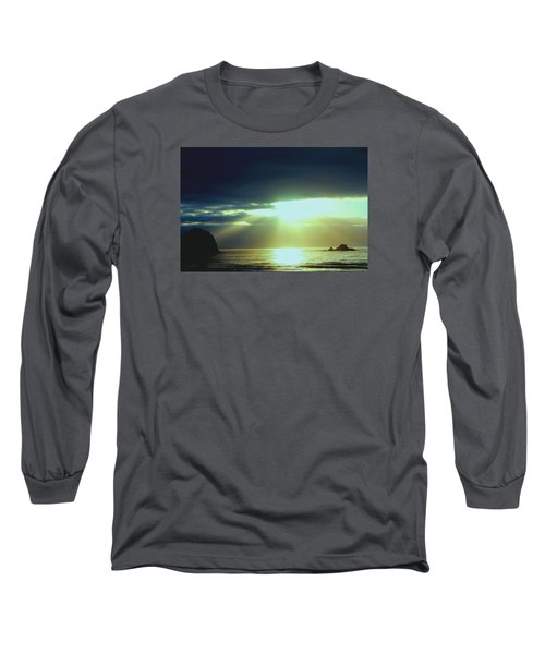 Touched From Above Long Sleeve T-Shirt
