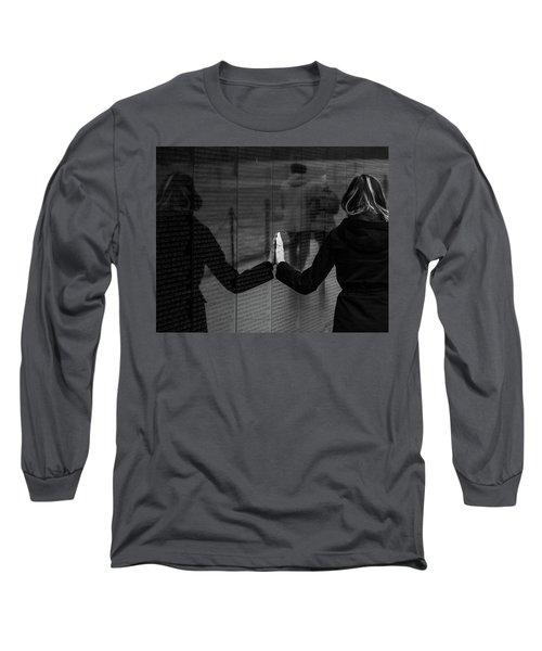 Touching Moment Long Sleeve T-Shirt