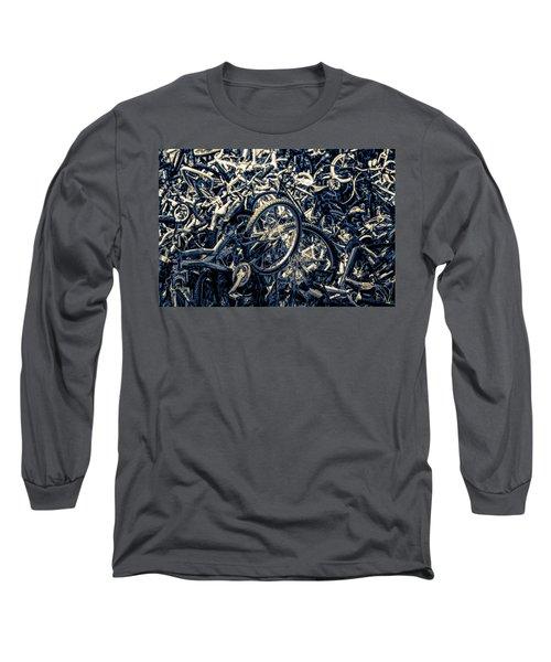 Tour De Crash Long Sleeve T-Shirt