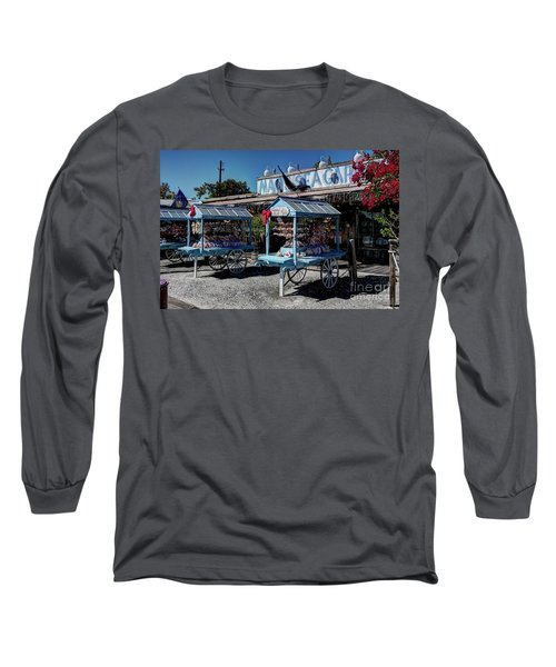 Tourist Souvenir Shell Carts Long Sleeve T-Shirt